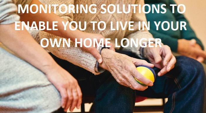 monitoring elderly in their homes