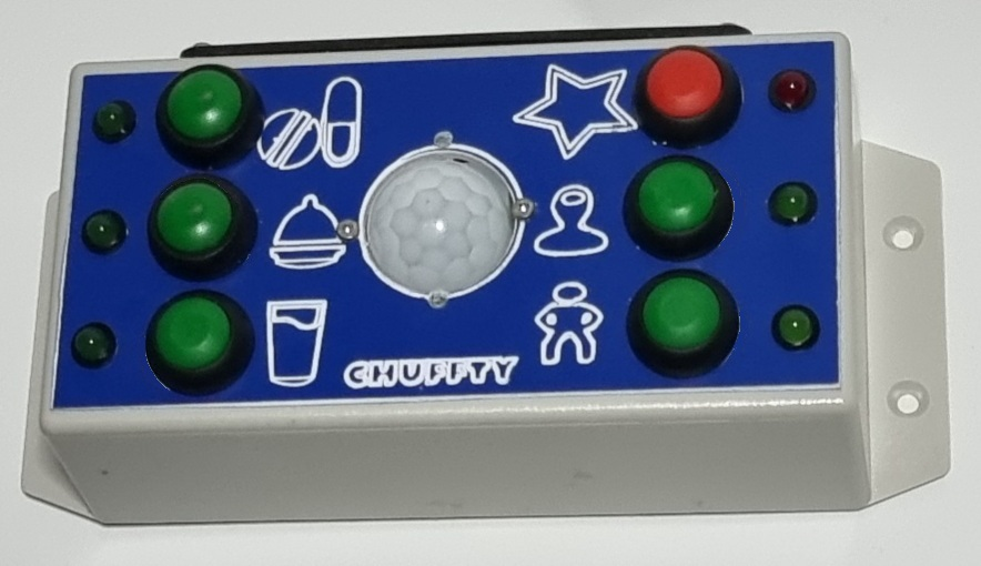 Interative Monitor For Elderly Independent Living